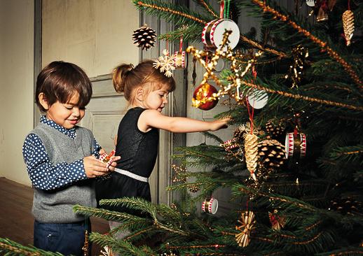 Moda infantil para Navidad de La Rodona, sorteo de un patinete de la marca Name it-3