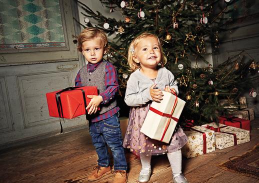 Moda infantil para Navidad de La Rodona, sorteo de un patinete de la marca Name it-6