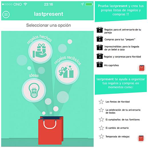 lastpresent app para compras_Blogmodabebe