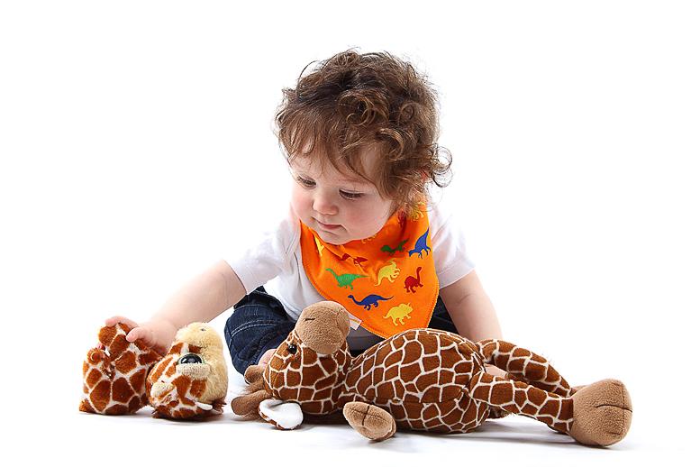 Baberos quitababas Funky Giraffe-9