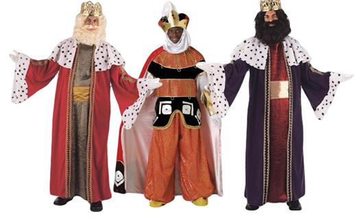 Disfraces Reyes Magos Funidelia
