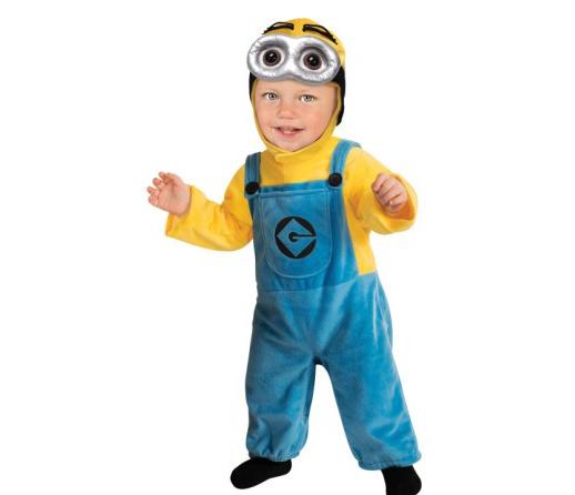 Disfraz Funidelia para bebé Minion Gru Mi Villano favorito