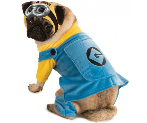 Disfraz Funidelia para perro Minion Gru Mi Villano favorito