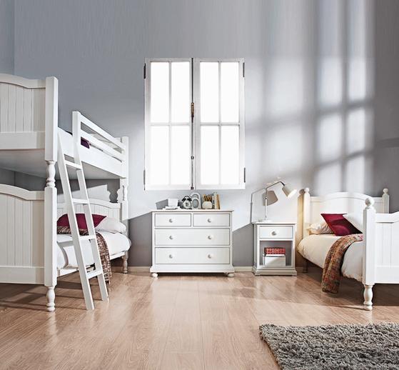 Muebles infantiles El Corte Inglés, habitaciones para niños-4
