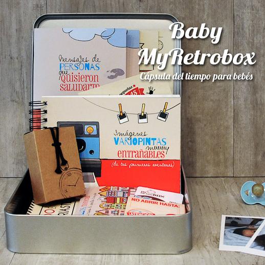 cápsula del tiempo MyRetrobox_sorteo en Blogmodabebe-2