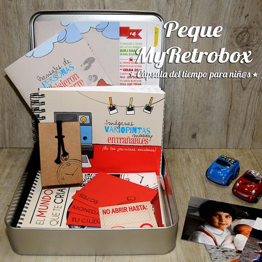 cápsula del tiempo MyRetrobox_sorteo en Blogmodabebe-6