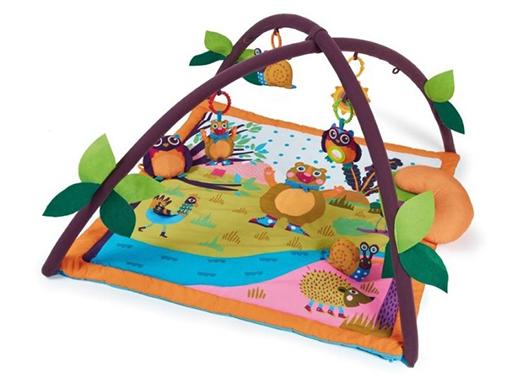 gimnasio-multiactividad-bosque Oops-Juguetesdebebe-sorteo Blogmodabebe