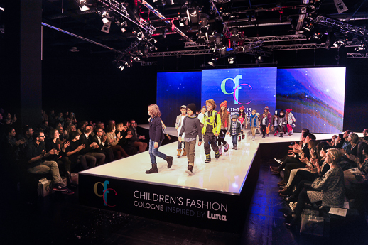 CFC Fashion Show, Halle 2