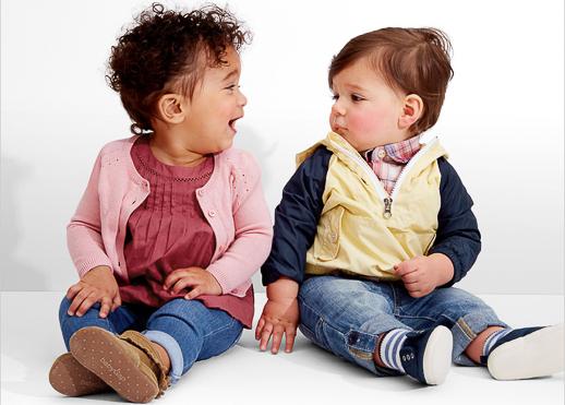 moda infantil corte ingles 2018