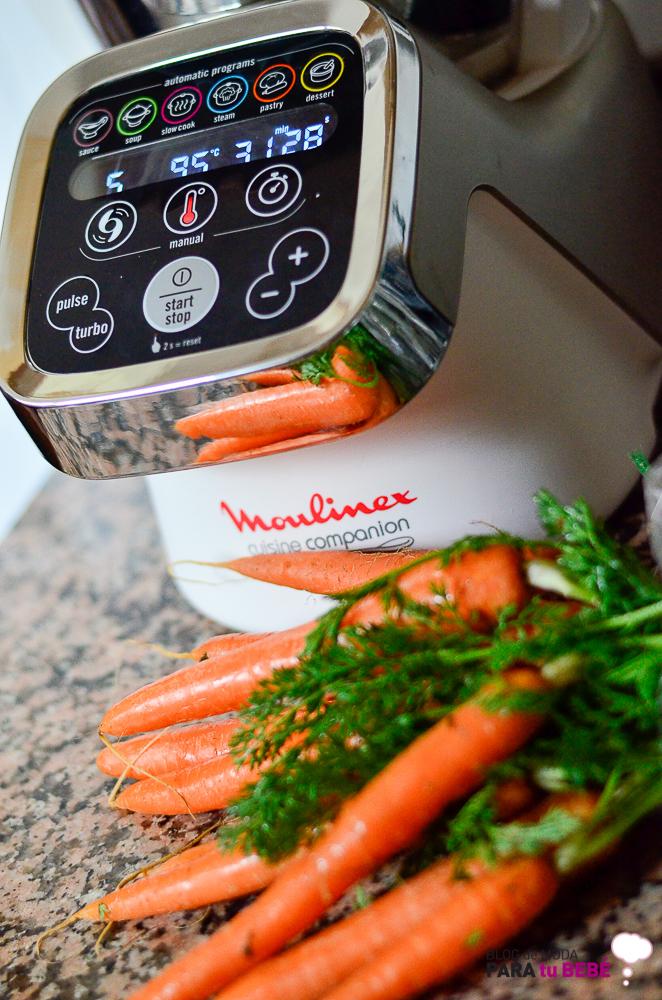 Cuisine Companion Moulinex Robot de cocina regalos dia de la Madre-12