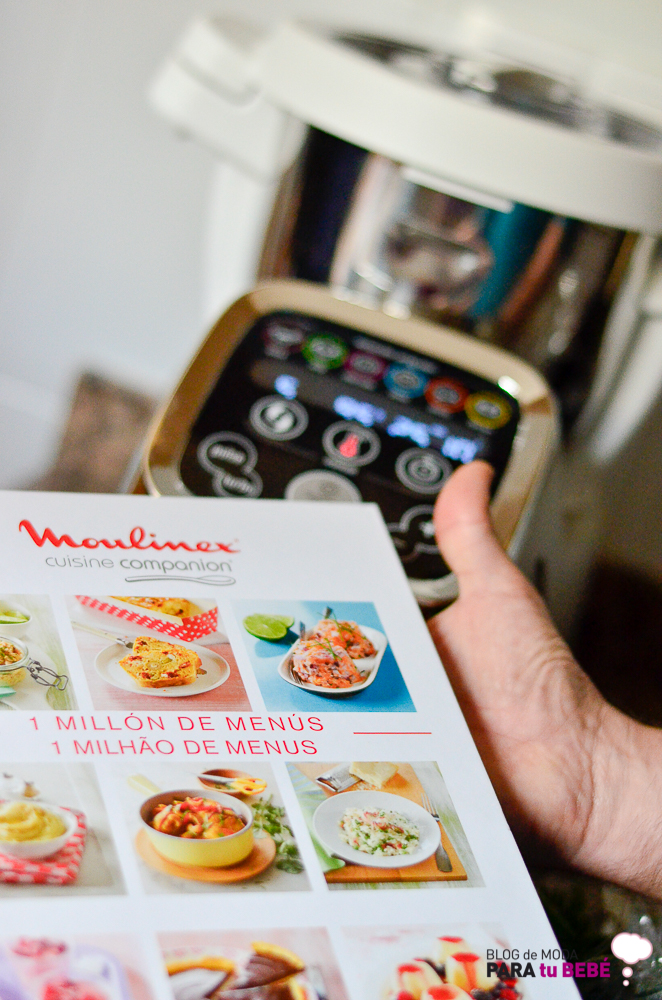 Cuisine Companion Moulinex Robot de cocina regalos dia de la Madre-16