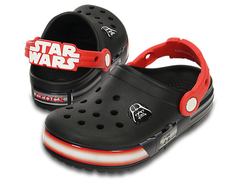 Crocs Star Wars-Blogmodabebe-2