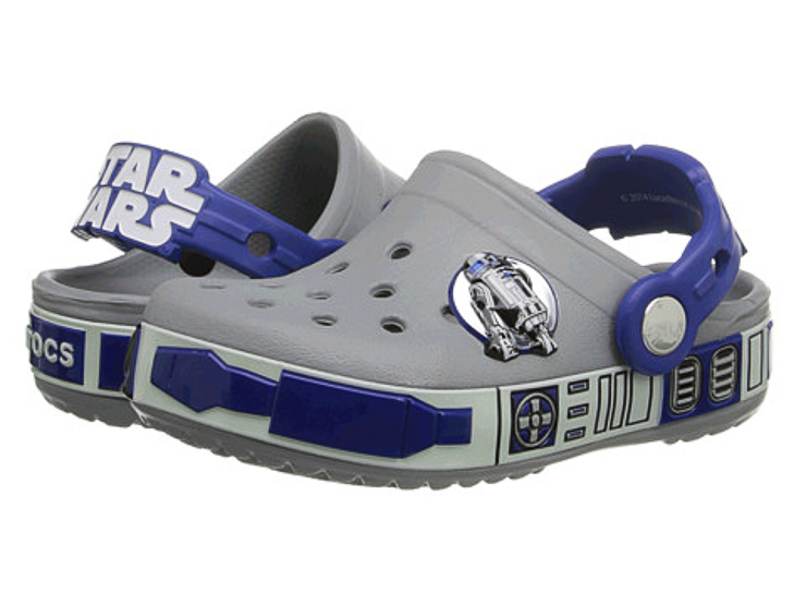 Crocs Star Wars-Blogmodabebe