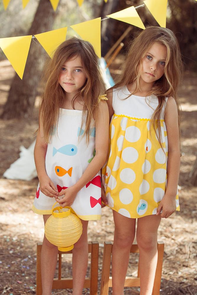 moda infantil 2015