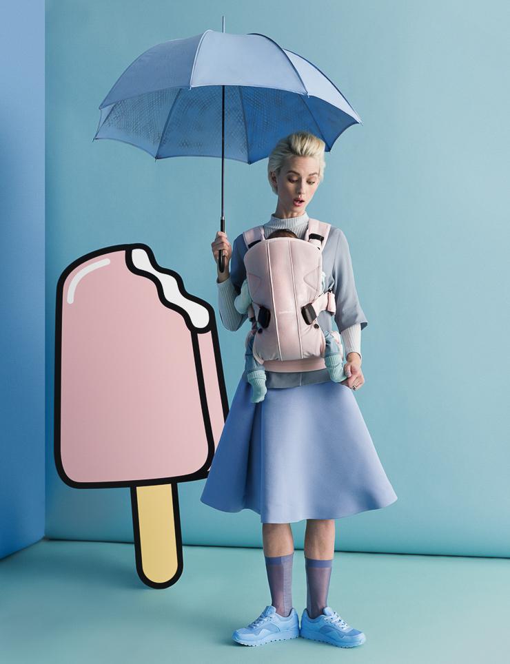 nueva-coleccion-ice-cream-de-babybjorn-mochila-portabebe-one-y-hamaca-balance-soft-5