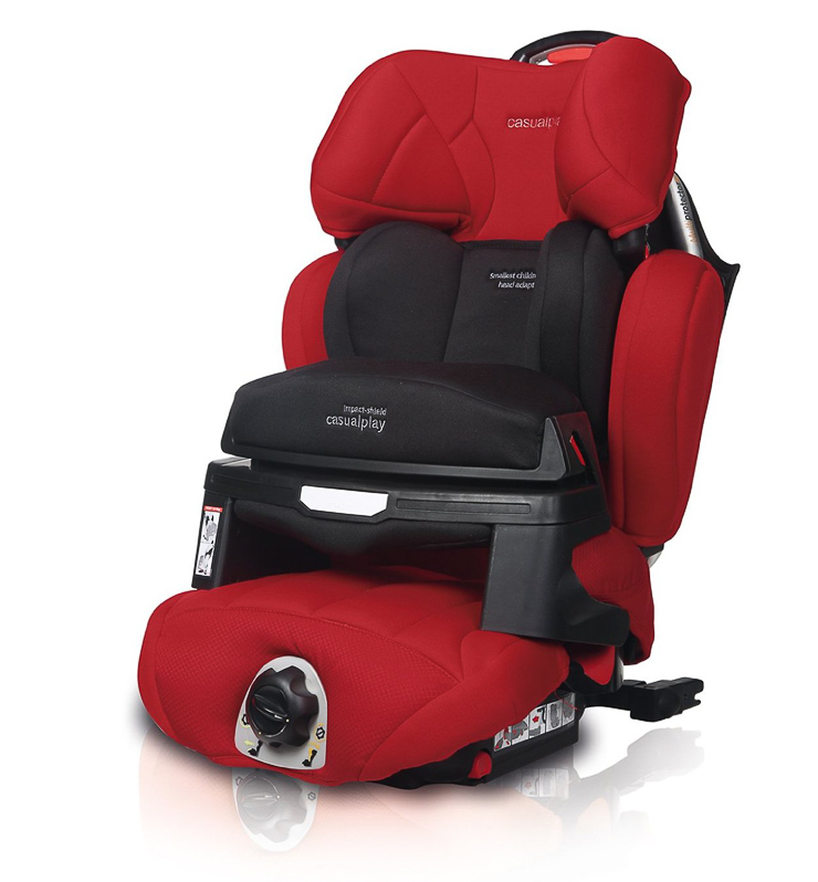Operaci n salida con la silla de auto casualplay multiprotector fix ii blog de moda infantil - Protector coche silla bebe ...