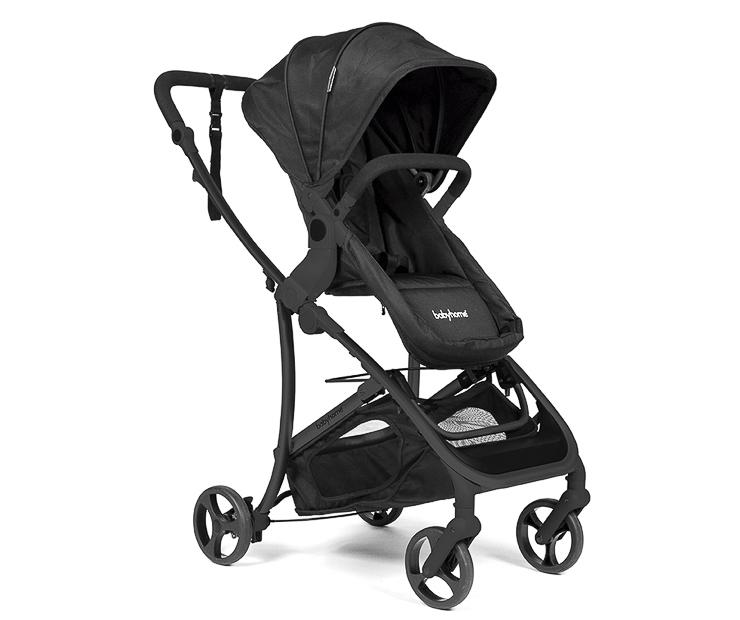 Babyhome VidaPlus_stroller_Black to black_cochecito_bebes-Blogmodabebe