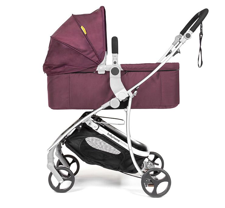Babyhome VidaPlus_stroller_capazo bebe_cochecito-Blogmodabebe
