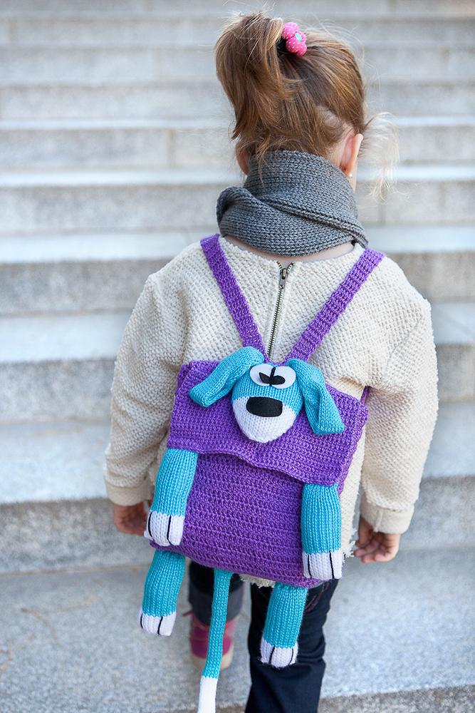 Kits Katia para tejer gorros, bufandas y mochilas de tricot de ...