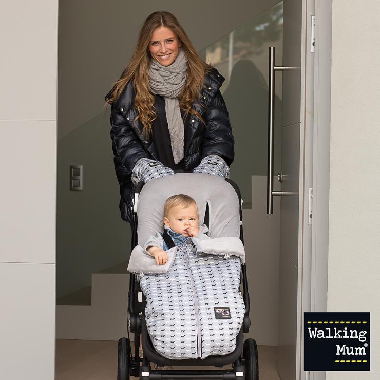 Nueva colecci n walking mum la marca urbana deportiva de - Fundas para cambiador bebe ...