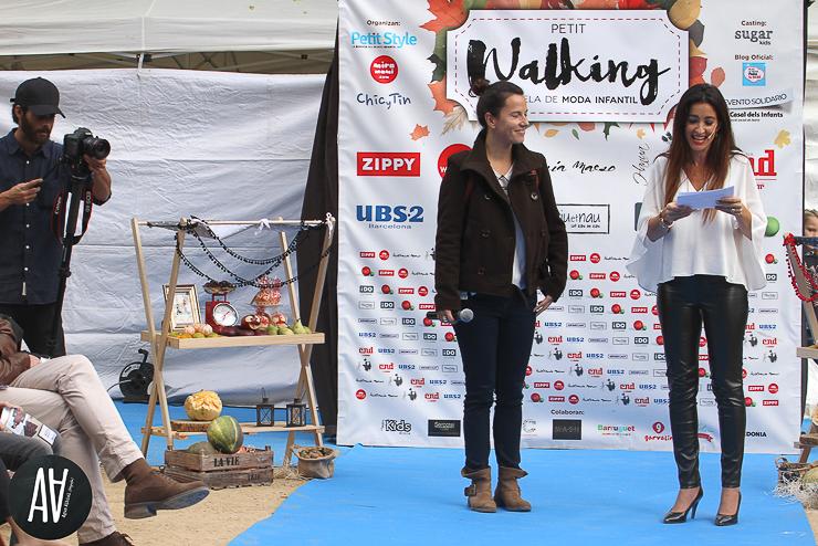 Petit-Style-Walking-2015-Thais Sánchez-responsable de comunicación de Casal dels Infants del Raval-Agus-Albiol