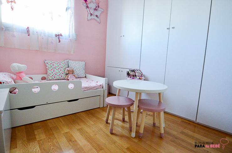 Habitaciones flexa de beb a ni a blog de moda infantil - Pintura habitaciones ninos ...