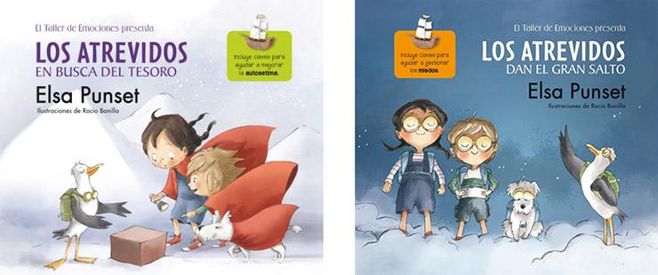 Los-Atrevidos-libros-de-inteligencia-emocional-Elsa-Punset-Blogmodabebe