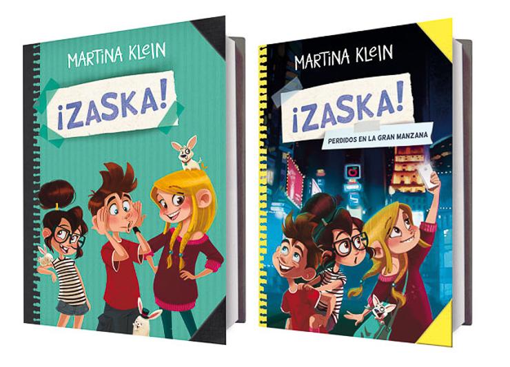 Zaska-libros-de-Martina-Klein-Blogmodabebe