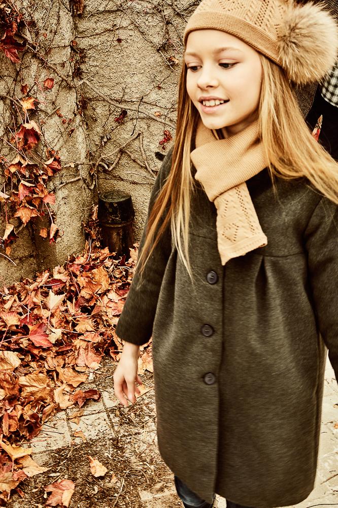 Moda infantil oto o invierno 2017 for Moda de otono 2017