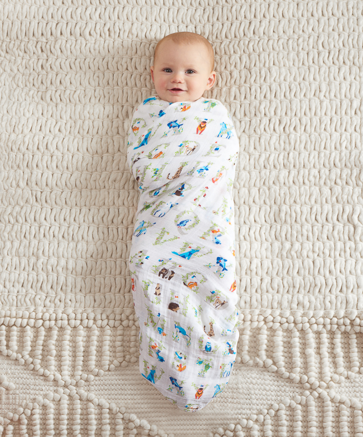 classic swaddle 4 pack paper tales