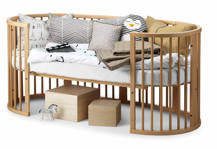 Sleepi nursery bed Natural product