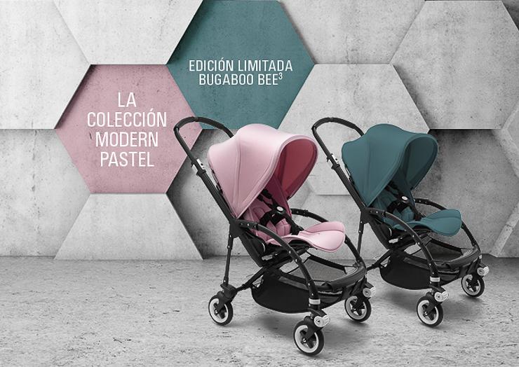 edicion-limitada-del-bugaboo-bee³-en-rosa-pastel-y-azul-petroleo-blogmodabebe-11