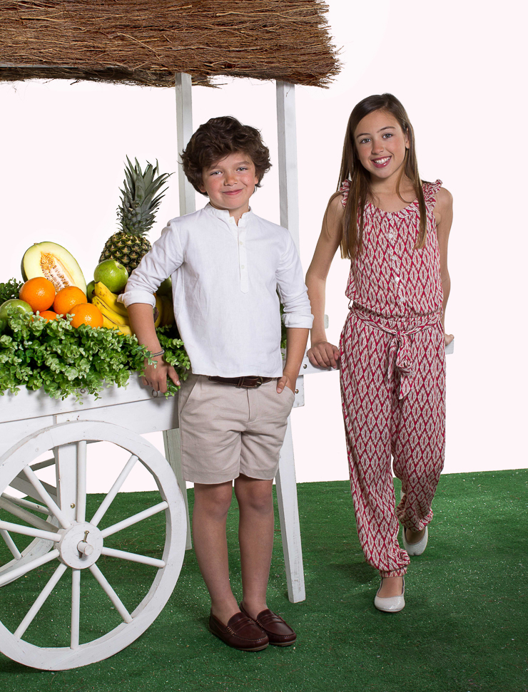 moda infantil-looks-para-ninos-y-ninas-a-juego-en-the-first-outlet-Blogmodabebe