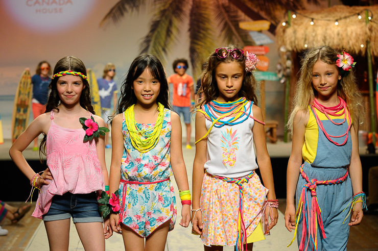 Así fue el desfile de Children\u0027s Fashion from Spain