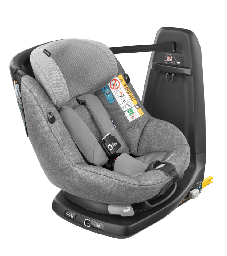 bebeconfort carseat toddlercarseat axissfixair  grey nomadgrey 3