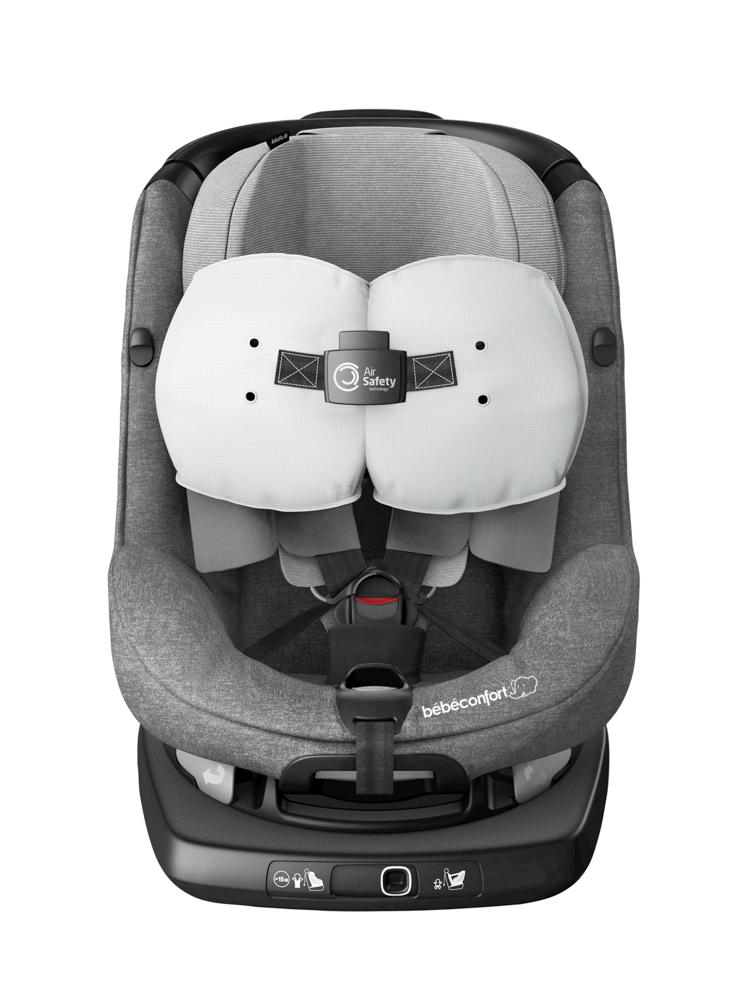 B b confort lanza la primera silla de auto para beb s del for Silla de auto 6 anos