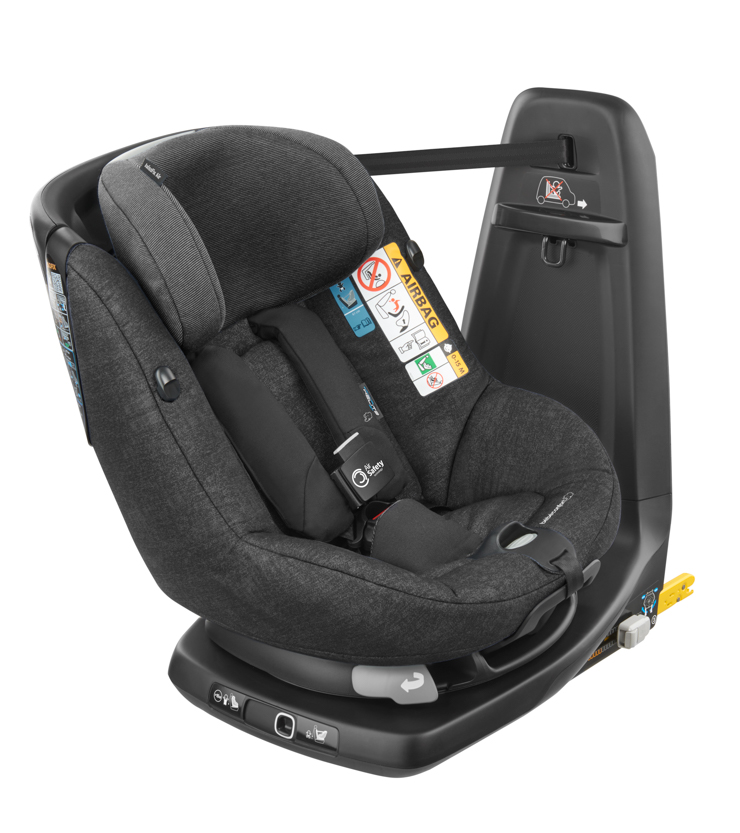 bebeconfort carseat toddlercarseat axissfixair  black nomadblack