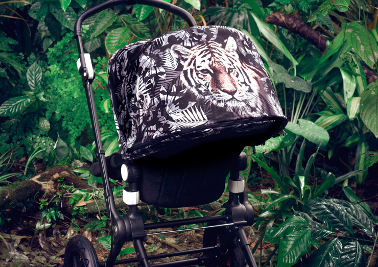 Bugaboo by We Are Handsome, una colección salvaje | Blog de moda ...