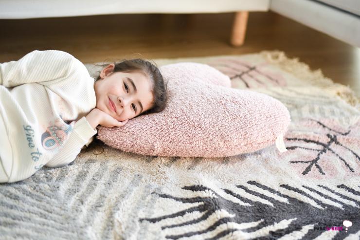 Redecorando con alfombras y cojines de lorena canals - Alfombras lavables lorena canals ...