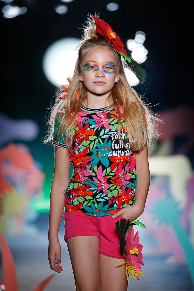 Boboli 080 Barcelona Fashion Spring/Summer 2018