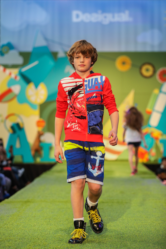DESIGUAL - WALKING BCN 2018-3