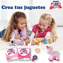 FIMO Kids Staedtler crea tus juguetes