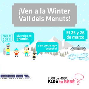 Actividades en familia, Vall de Nuria, Winter Vall dels Menuts