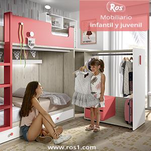 Muebles infantiles Ros