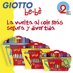 material escolar Giotto Bebé
