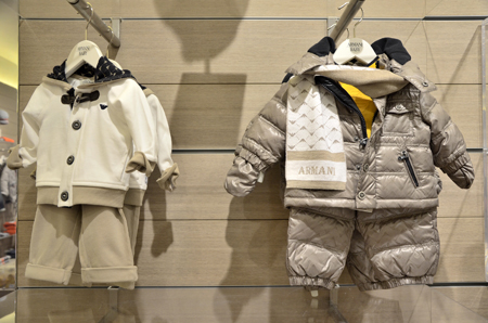 Armani Junior AW 2013 2014-Blogmodabebe