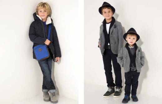 Armani Junior AW 2013 2014 Blogmodabebe16
