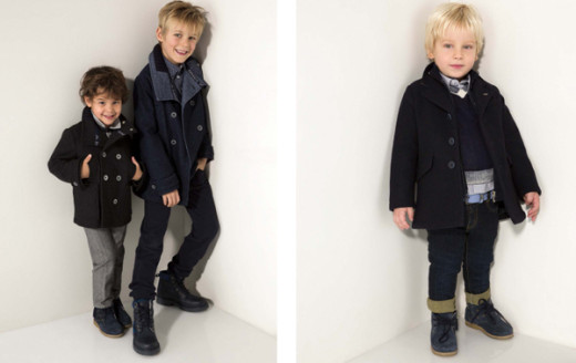 Armani Junior AW 2013 2014 Blogmodabebe18