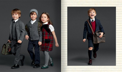 Dolce & Gabbana Junior autumn winter 2013-14-Blogmodabebe5