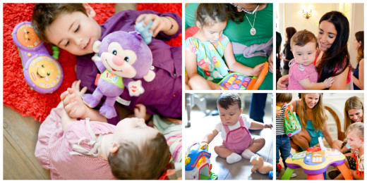 Evento madres blogueras Reír y Aprender de Fisher Price-Blogmodabe3